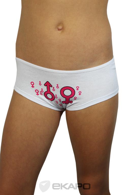 Janika dívčí kalhotky - dvojbal MIX velikost  13-14 let  7e164caaec