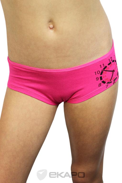Naty Flower dívčí kalhotky - dvojbal levné prádlo  911e3f8012