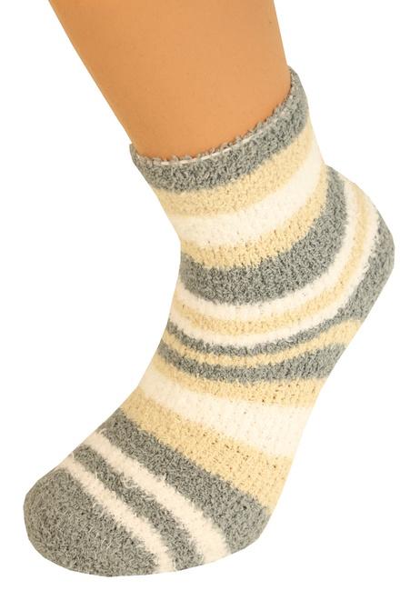 Pánské chlupaté ponožky 2 páry levné prádlo  e472fb0828