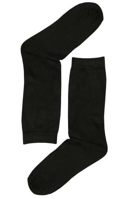 Dámské standardní bavlněné ponožky černá velikost  35-37  7c4d1fbe36