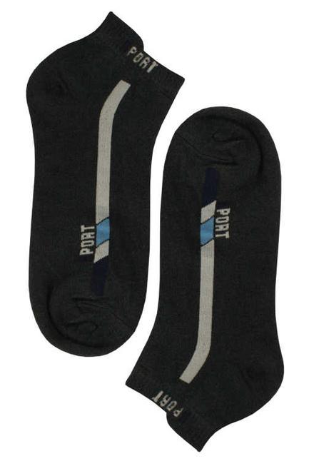 Zdravotní bambus kotníkové ponožky - 3páry levné prádlo  b682d46edf