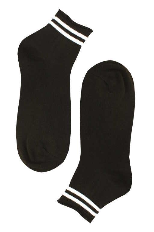 1fdecb7a90d Pánské kotníkové bambus ponožky 3páry levné prádlo