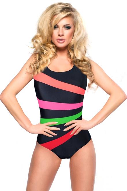Speedy jednodílné sportovní dámské plavky levné prádlo  abae09b56f
