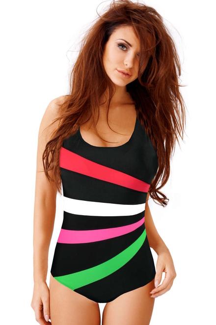 dd6a59c641d Speedy jednodílné sportovní dámské plavky levné prádlo