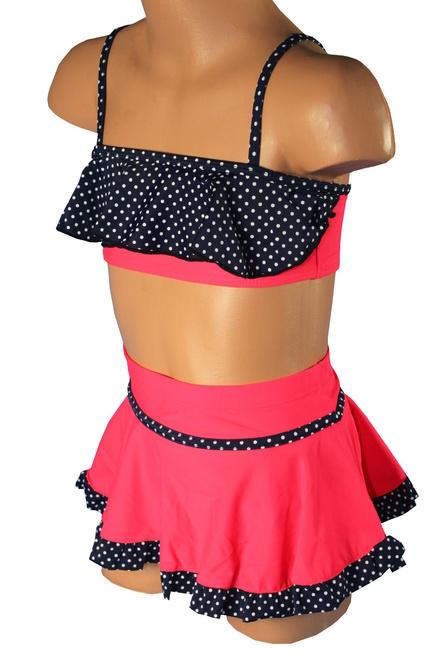92afbb15a30 Summer Girls plavky se sukénkou levné prádlo