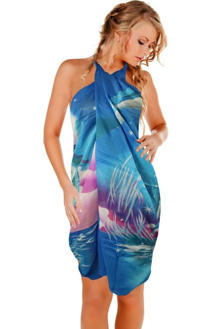 ea8b5544b44a Tropy plážové pareo levné prádlo