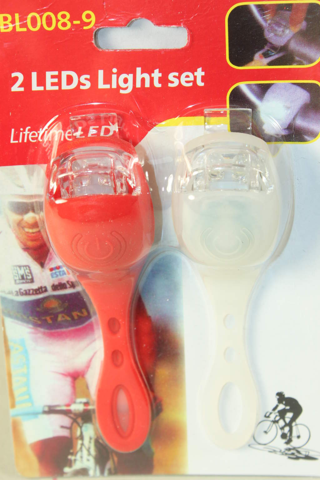 LED diodová světla - 2 ks