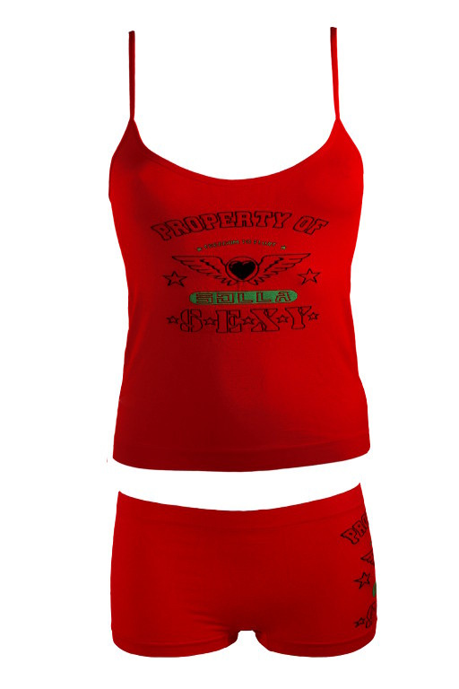 Freedom komplet - tílko + kalhotky levné prádlo  24471716af