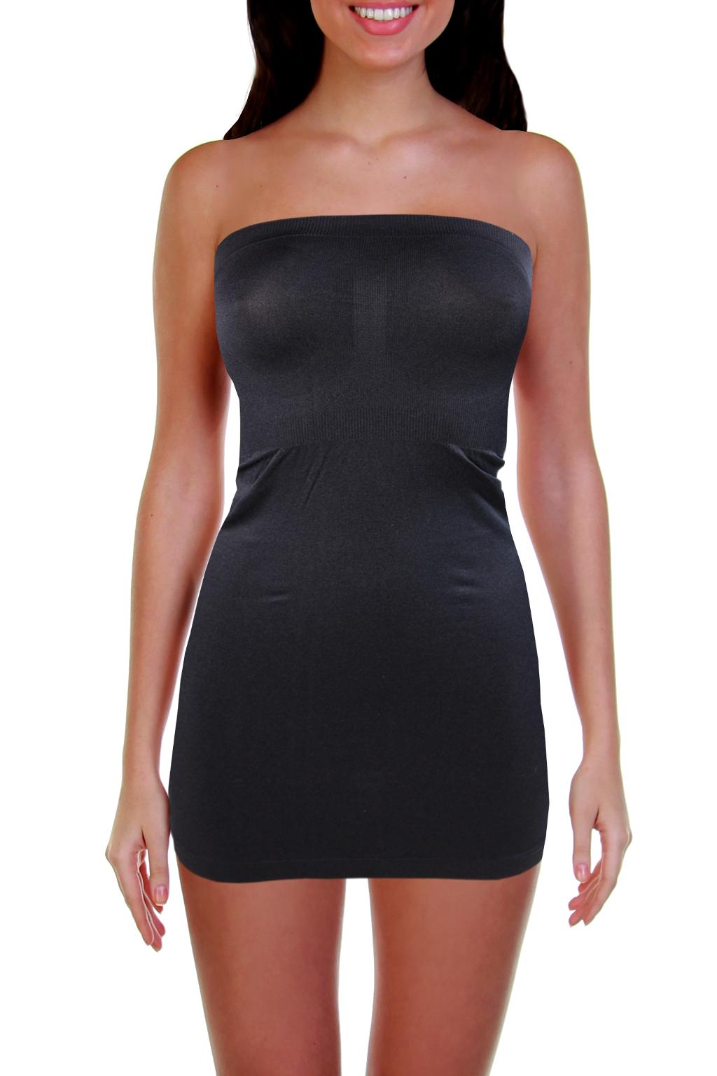 Shakira G&N šaty elastické L černá