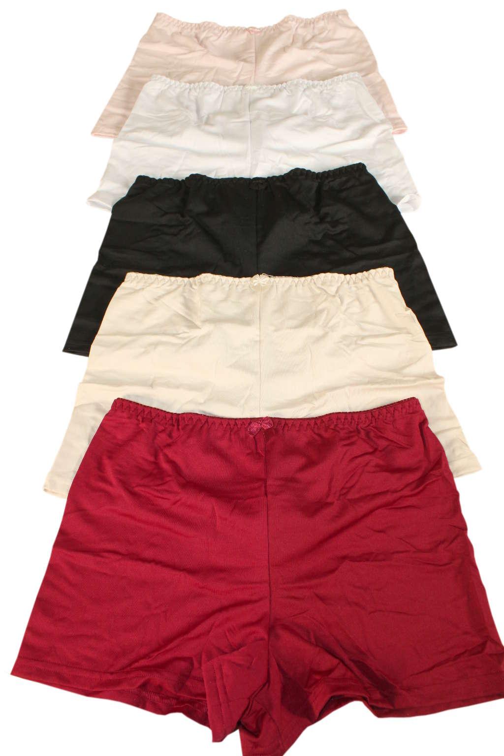 Stripes spodní kalhotky dámské - 3bal M MIX