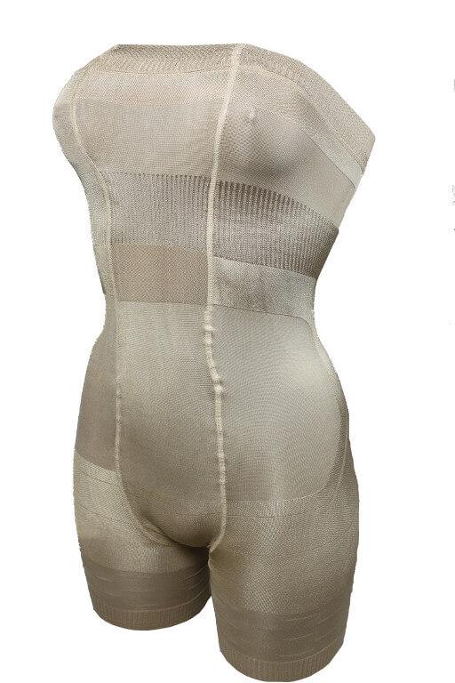 California kalhotky stahovací béžová XL