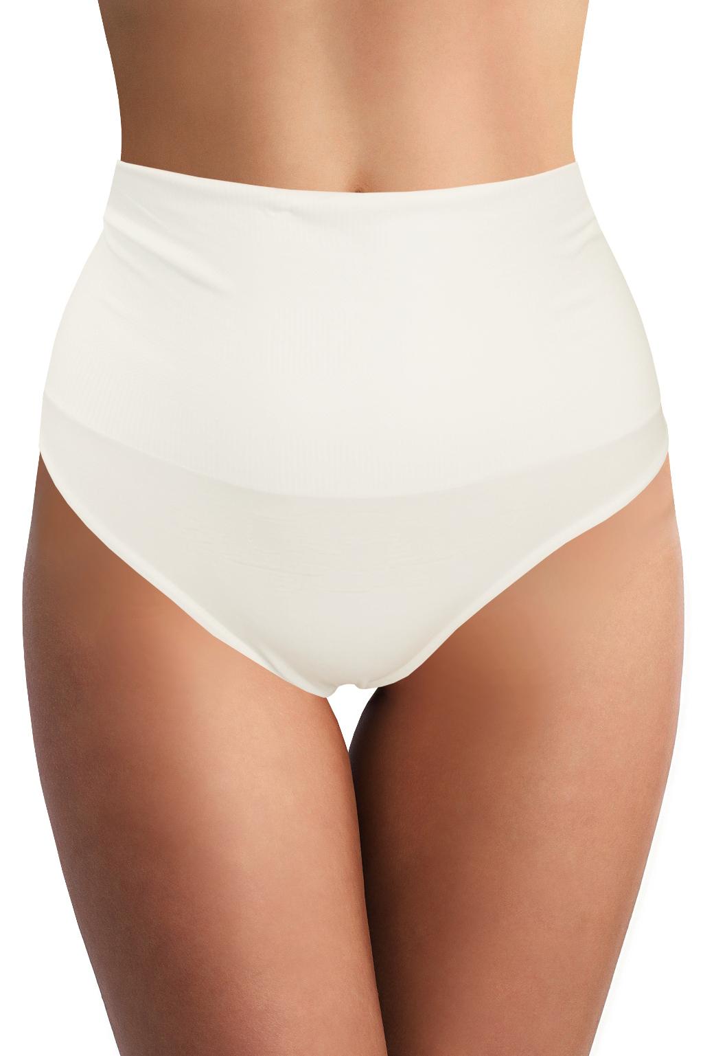 Elma stahovací kalhotky tanga bílá XL