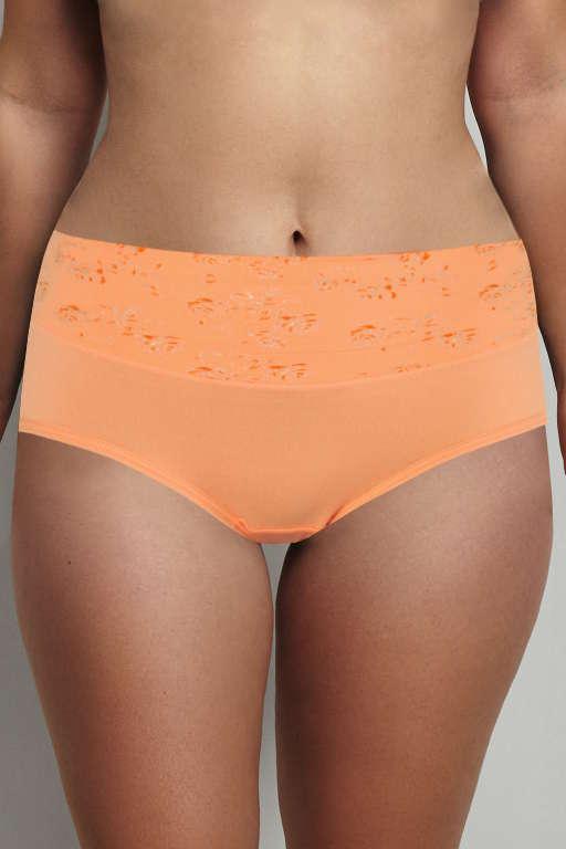 Classino bambusové kalhotky L oranžová