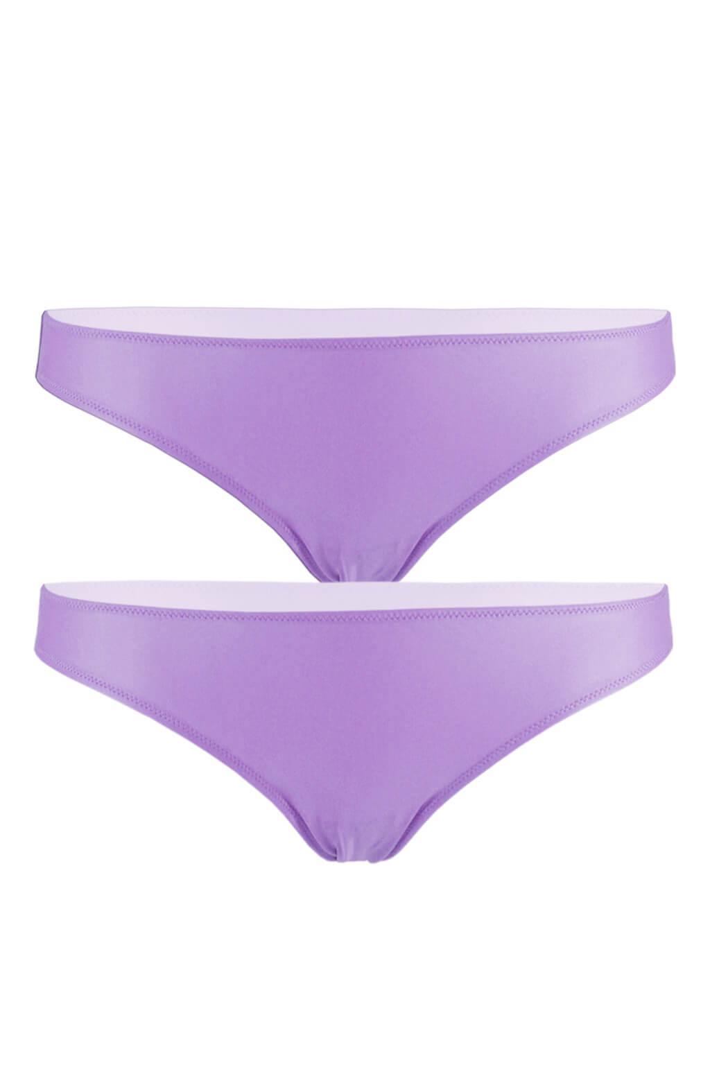Bellinda kalhotky z mikrovlákna - Micro Slip 2ks S světle fialová