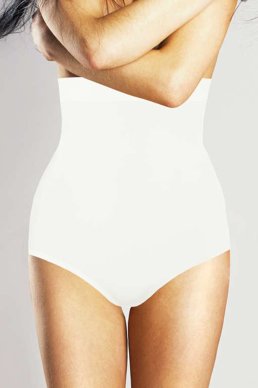 Chantell stahovací kalhotky XL bílá