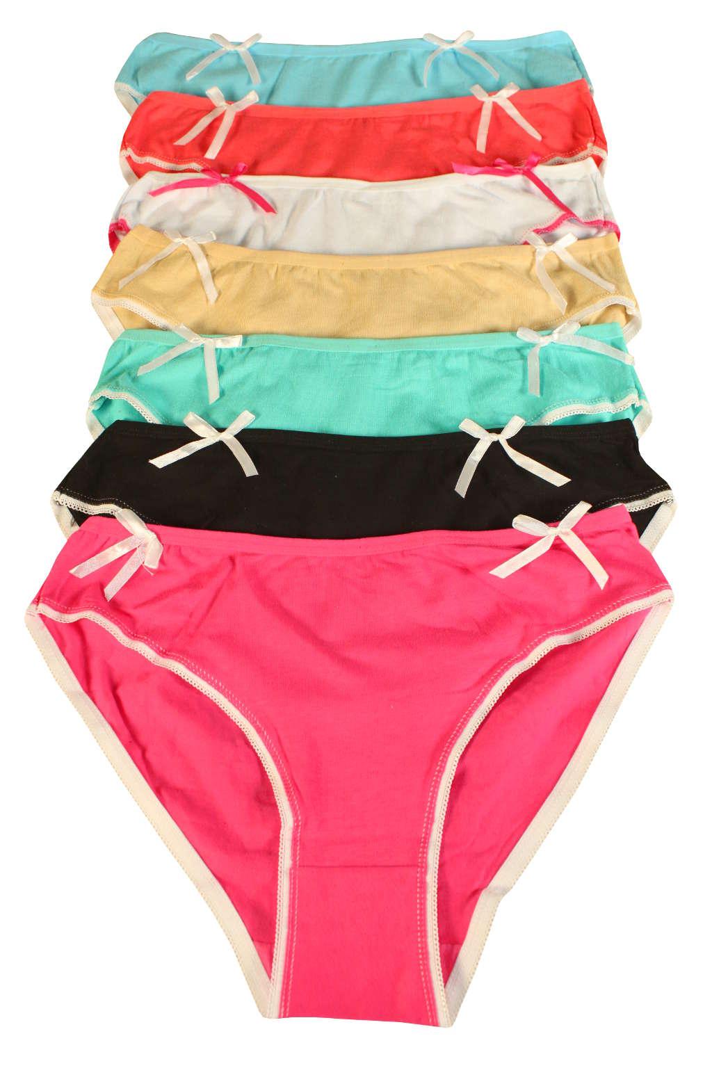 Gemma bavlněné kalhotky - 3pack M MIX