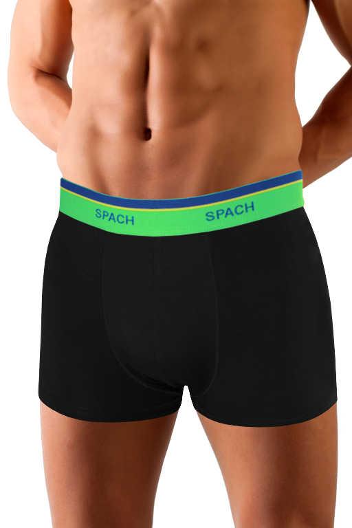 Spach Soft boxerky pánské XL černá