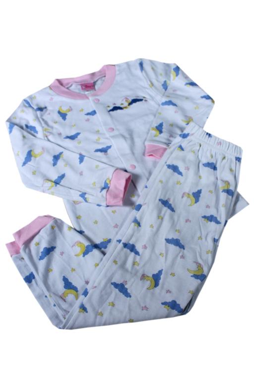 Mousie dětské pyžamko 3-4 roky bílá
