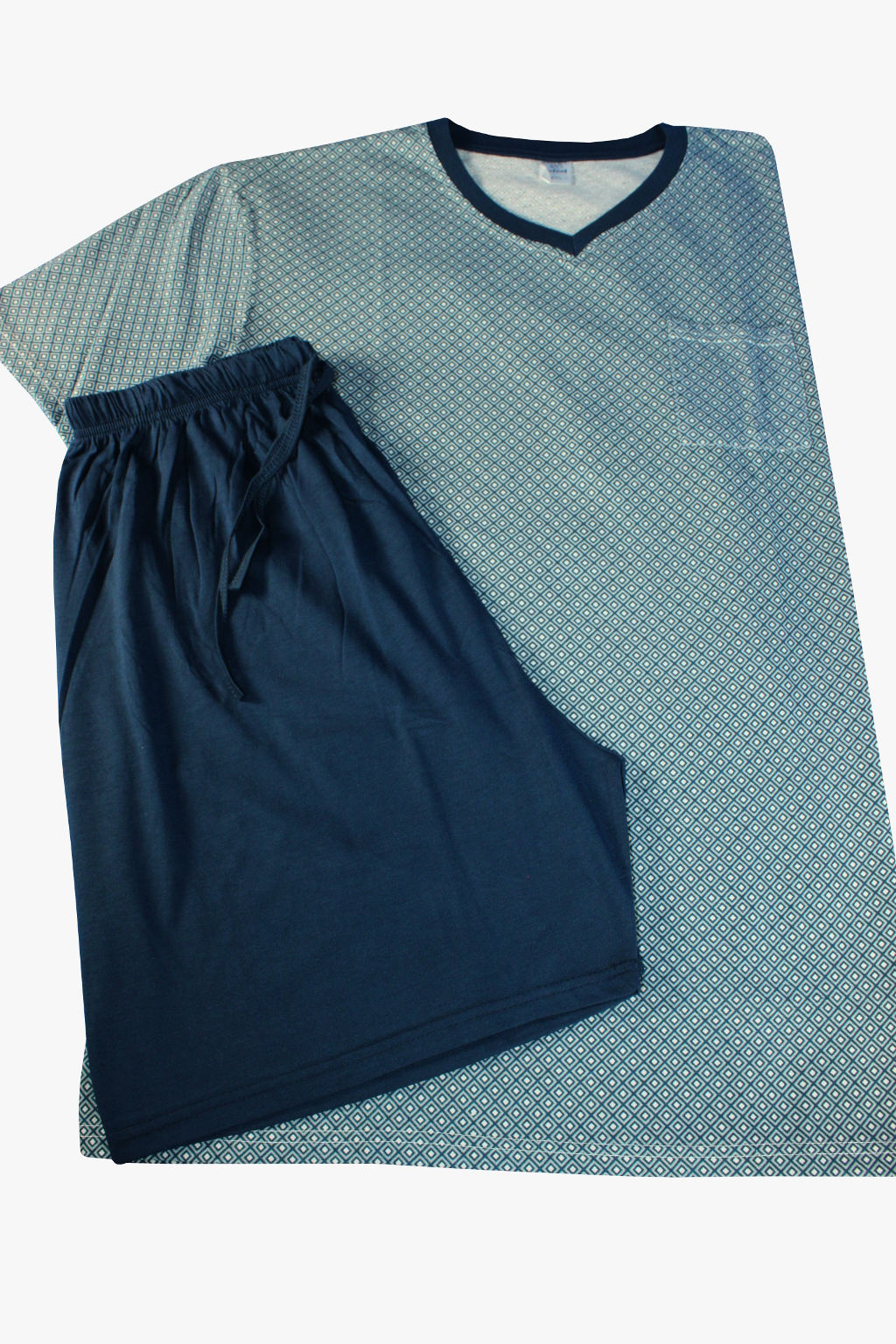 Javon pánské pyžamo XXL modrá