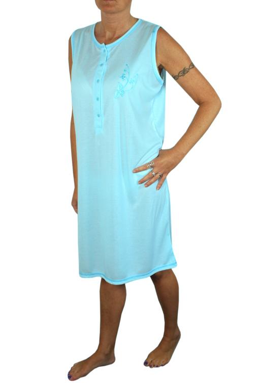 Dajana dámská noční košile modrá L