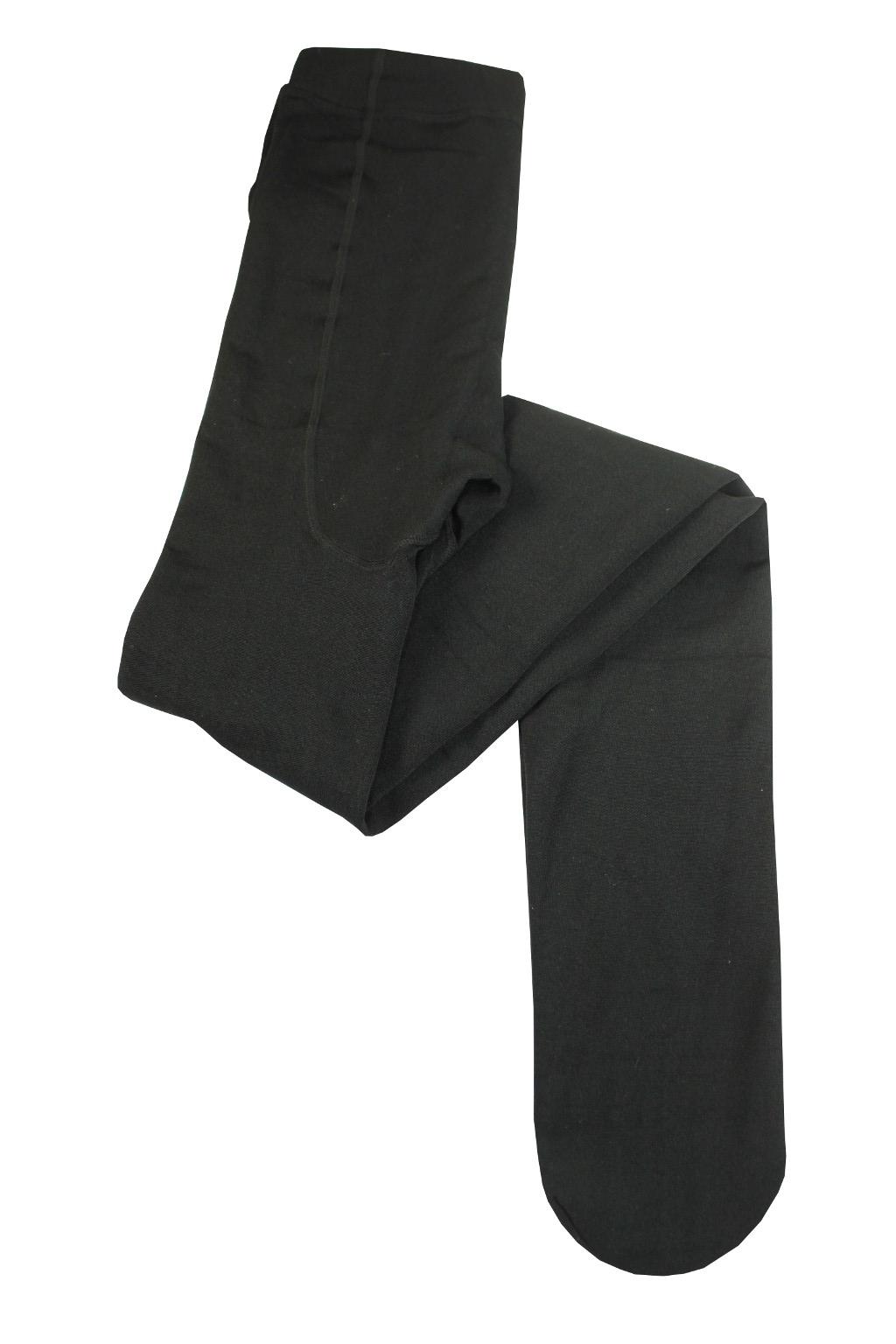 Thermo punčochové kalhoty 3XL černá