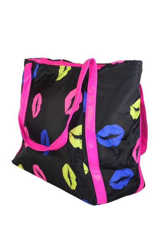 Letní kabelka černá