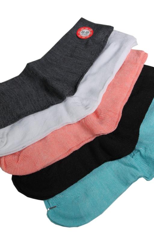 Classic dětské ponožky - pětibal 1-2 roky MIX