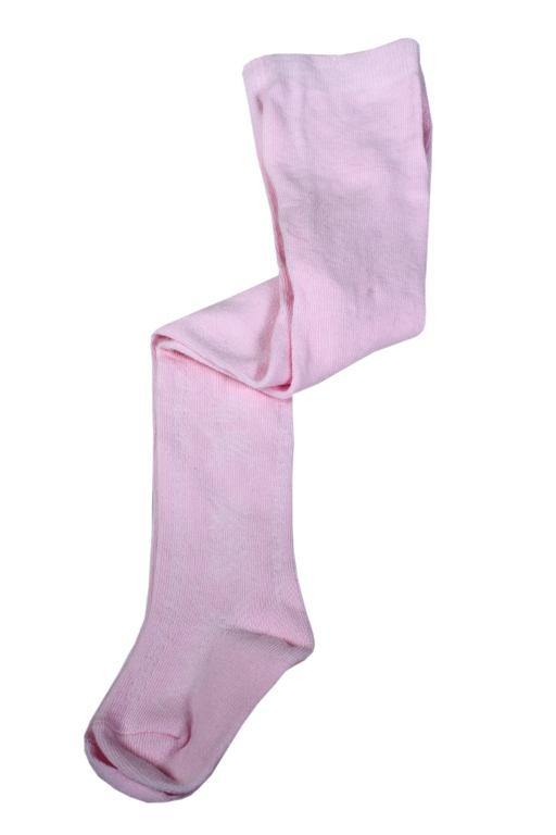 Miki punčošky - velikost do 1 roku 0-3 měs světle růžová