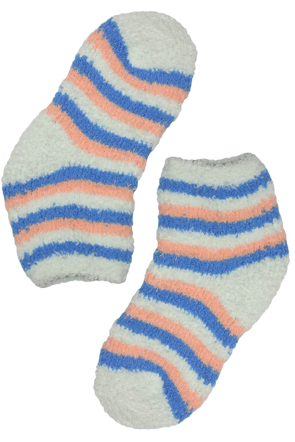 AMZF ponožky dětské spací 5-6 let smetanová