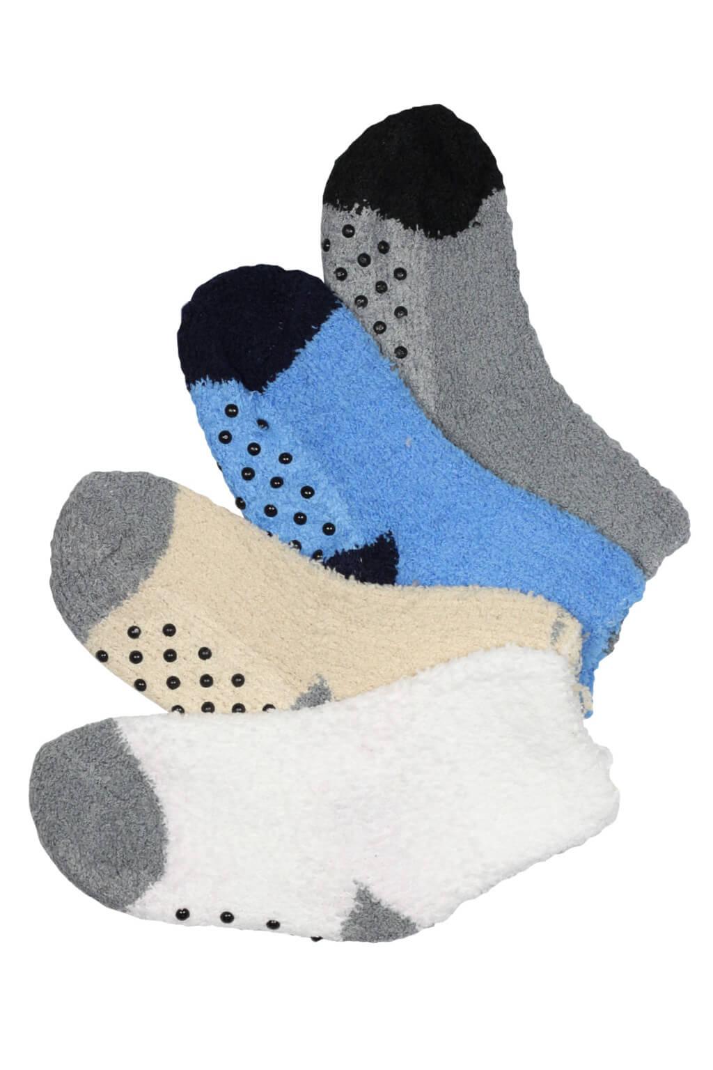 Chlapecké žinilkové ponožky 3 páry MIX 31-34 eccb5bf8e8