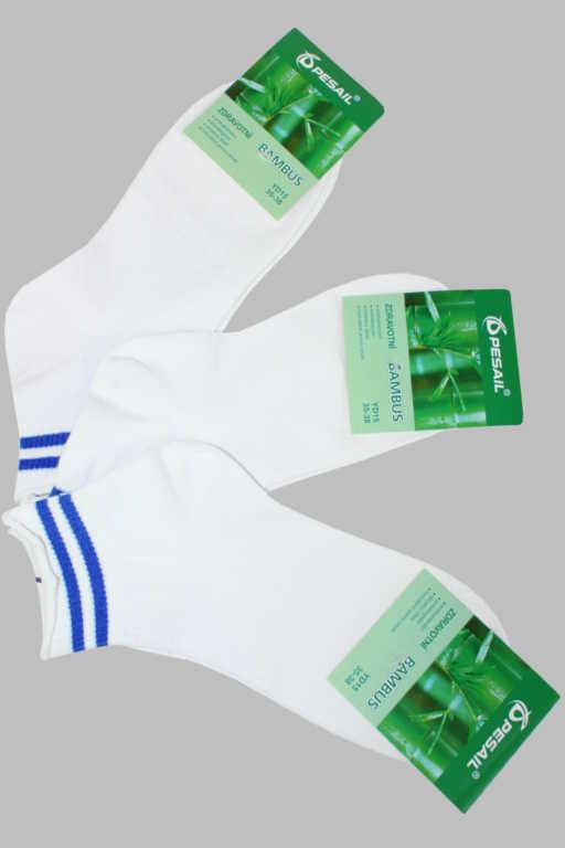 ec74f337a93 Damske bambusove kotnikove ponozky 3 pary levně