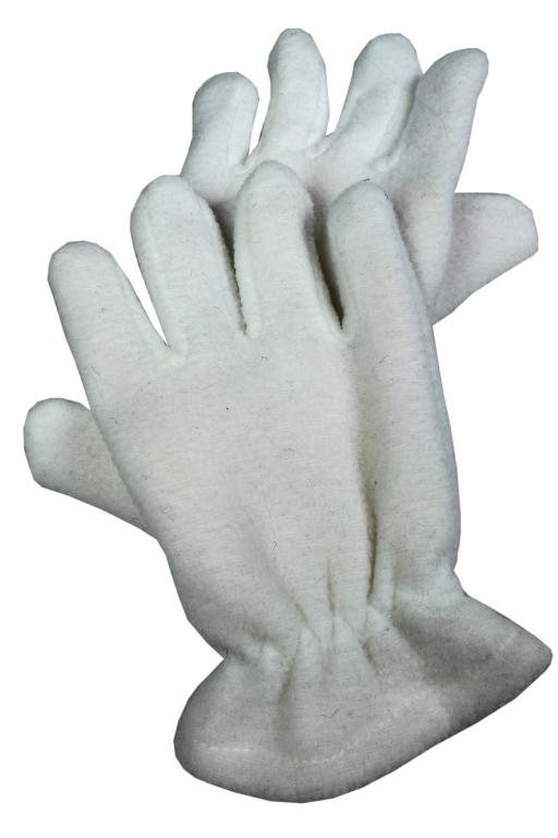 Dinny rukavice dětské 7-8 let smetanová