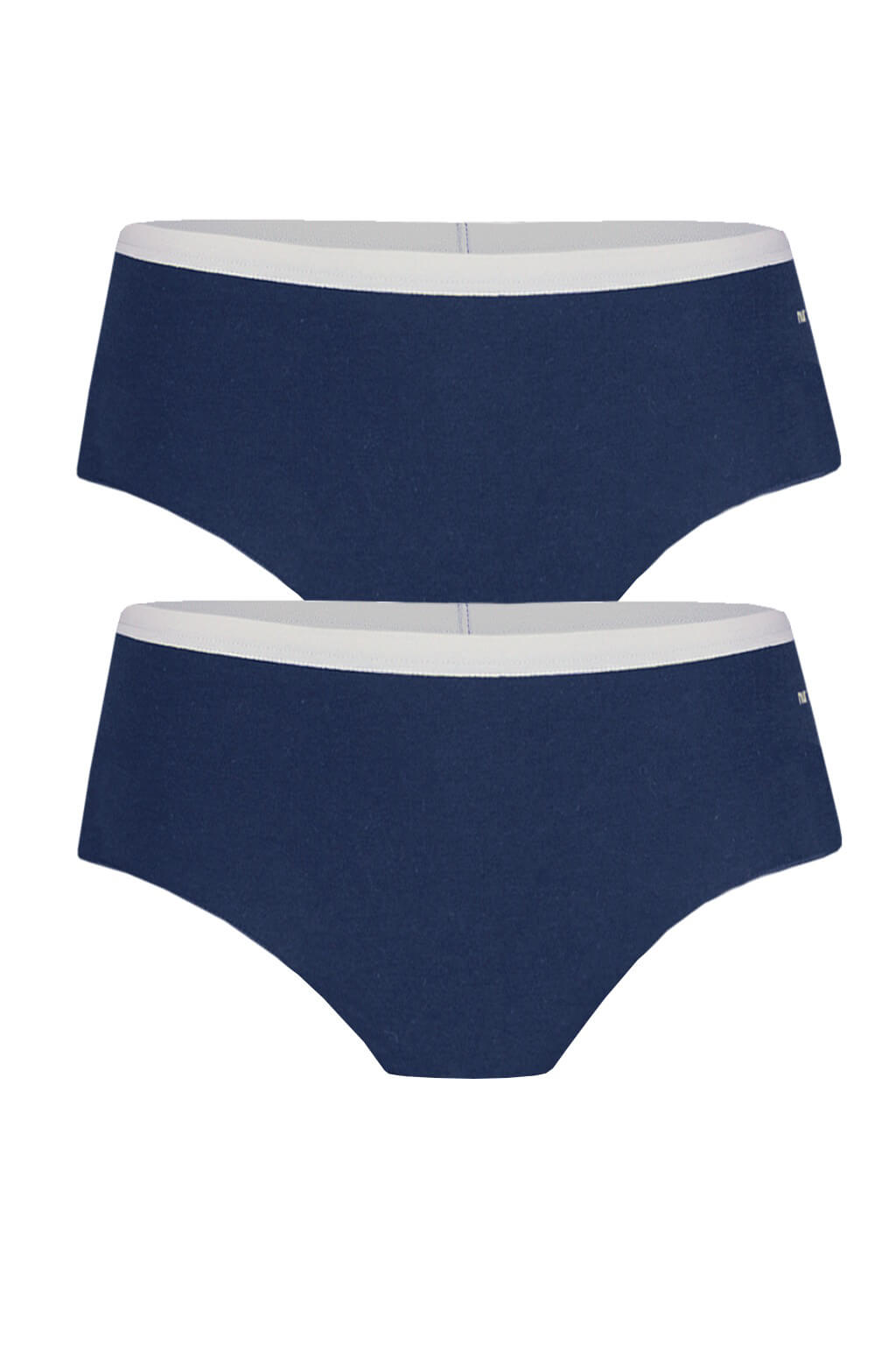 NurDie dámské kalhotky - 2pack XL tmavě modrá