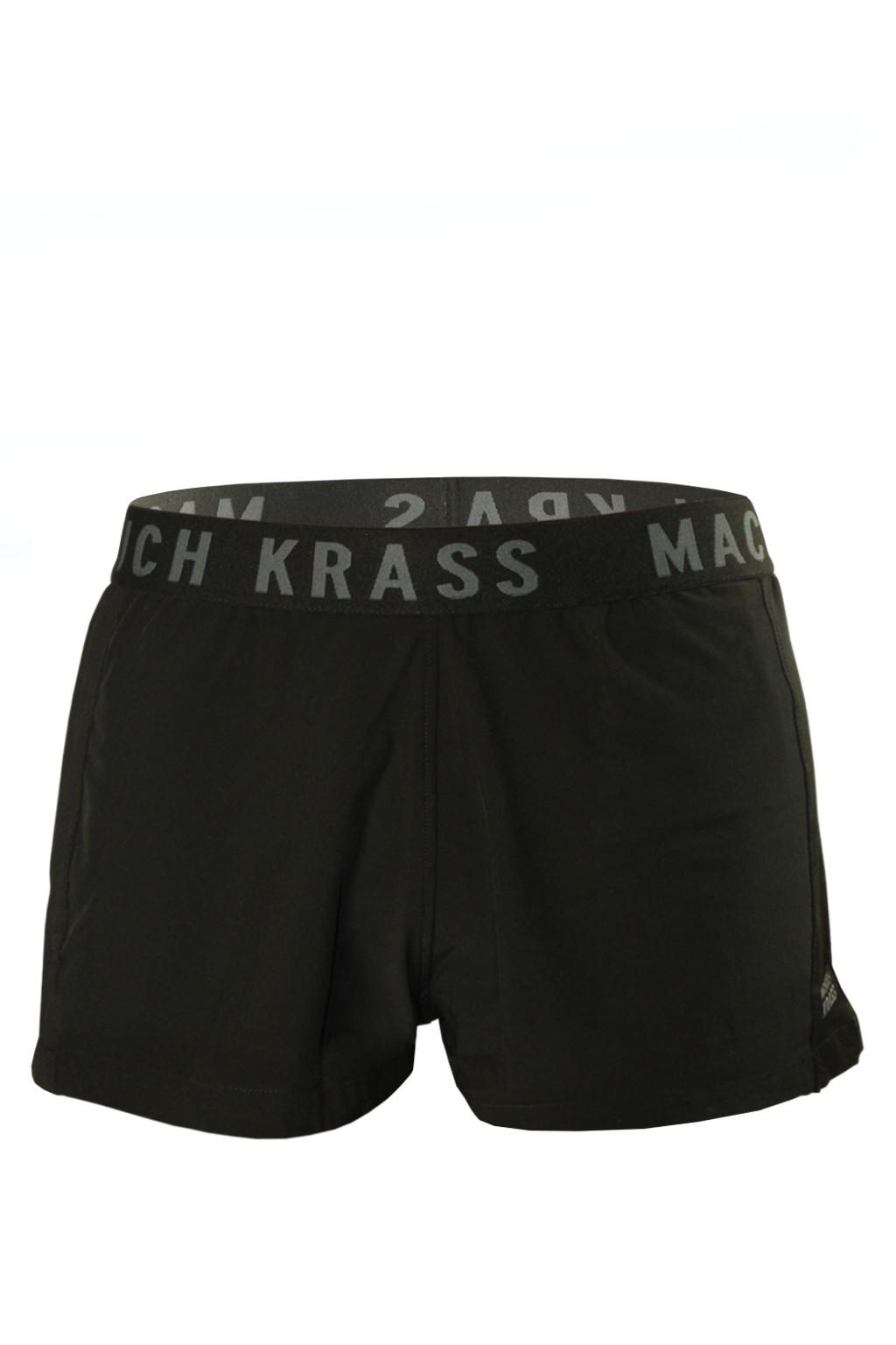 Mach Dich Krass Fitness kraťasy M černá