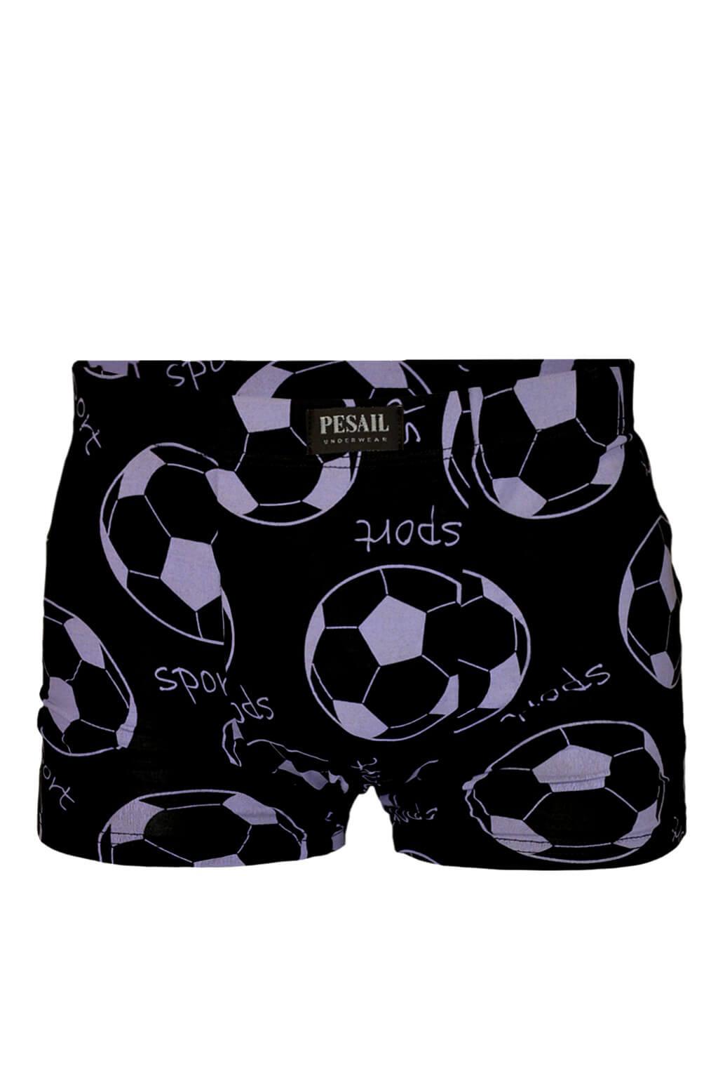 Ronaldo boxerky prádlo z bambusu L fialová