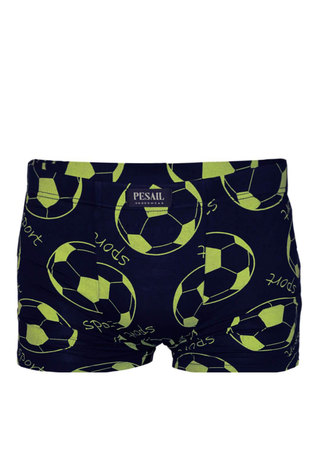 Ronaldo boxerky prádlo z bambusu XL zelená