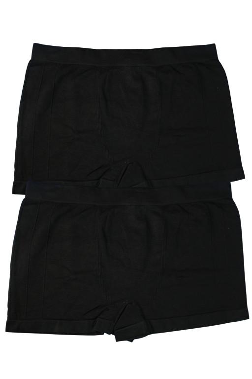 Thoriel funkční boxerky - dvojbal XL černá