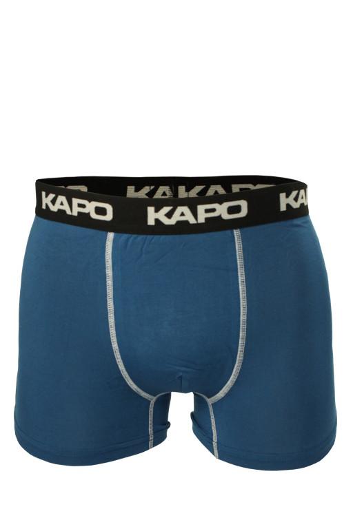 Stitches KAPO bambus boxerky XXL černá