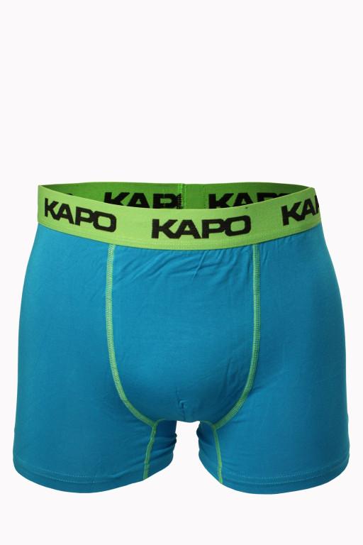 Stitches KAPO bambus boxerky XL zelená