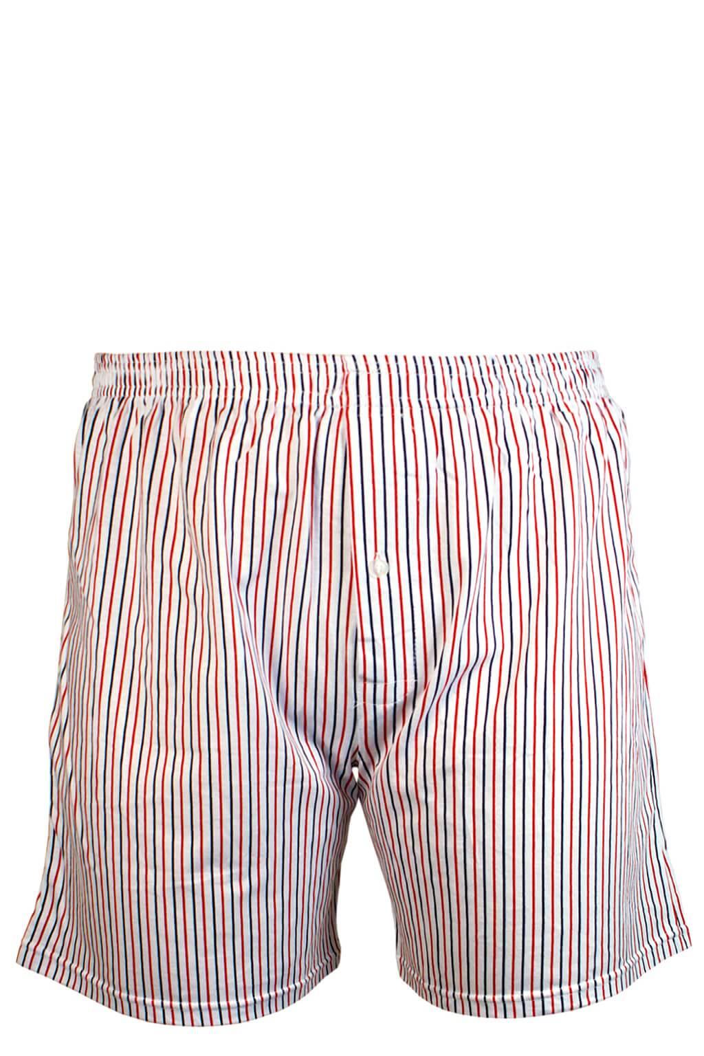 Onyx bavlněné trenky s delší nohavičkou 3XL bílá 6878770e89