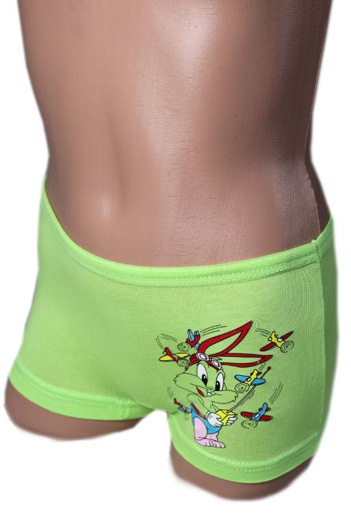 Kalhotky dívčí 1-2 roky světle zelená 095ec977a4