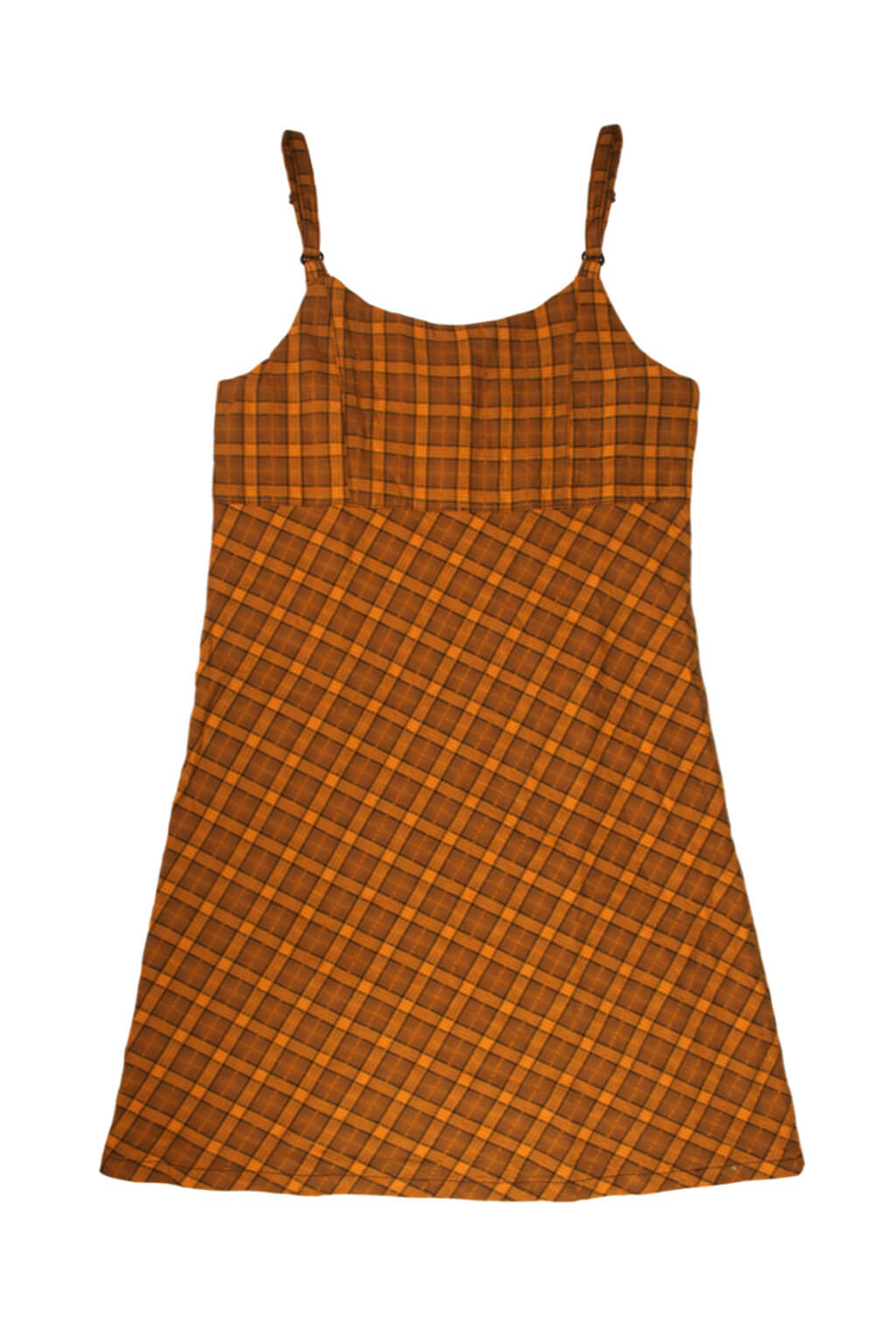 Nature úzké dívčí šaty 5-6 let hnědá 06fa0980f9