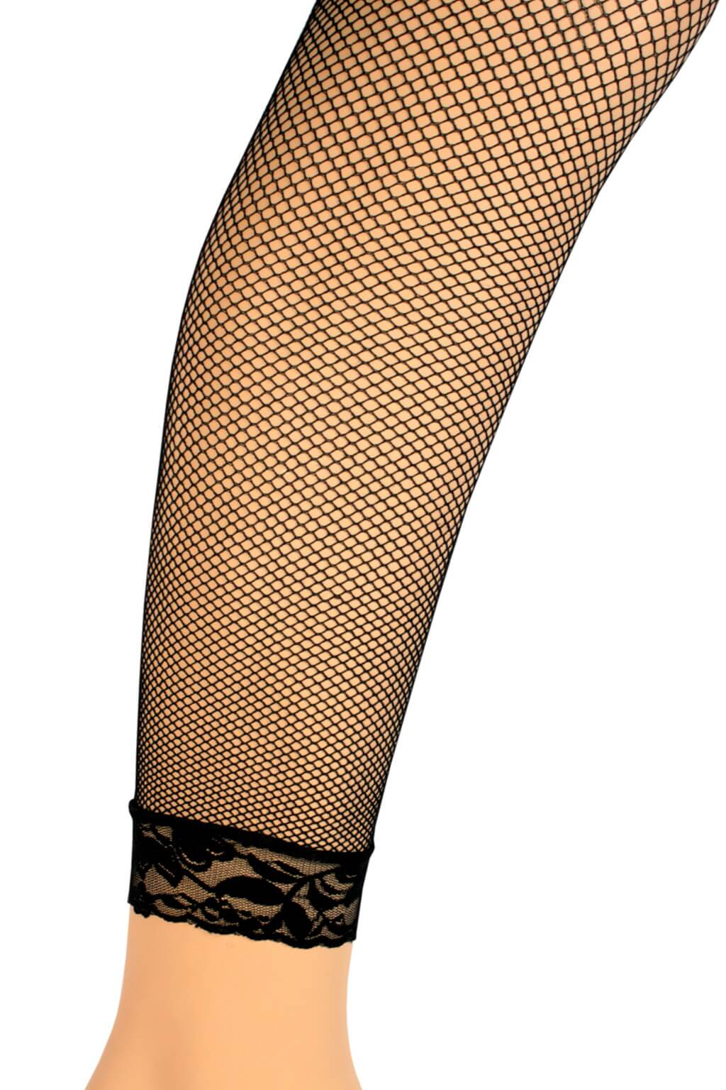 Cayla dámské síťované sexy legíny černá