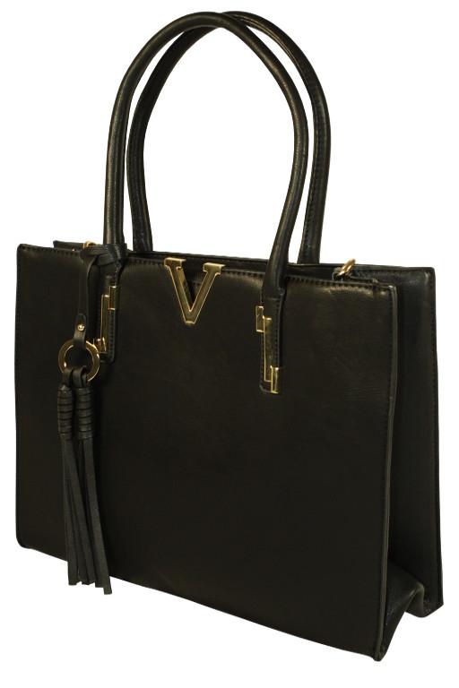 Kiris Business dámská kabelka černá