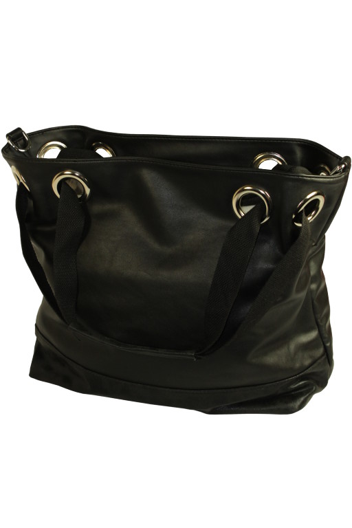 Pete velká dámská kabelka černá