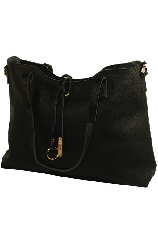 Dormen City dámská kabelka černá