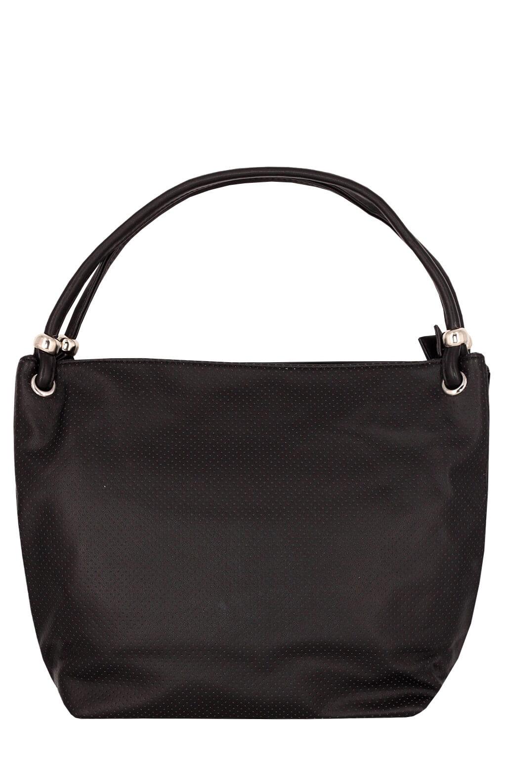 Adana City dámská kabelka černá