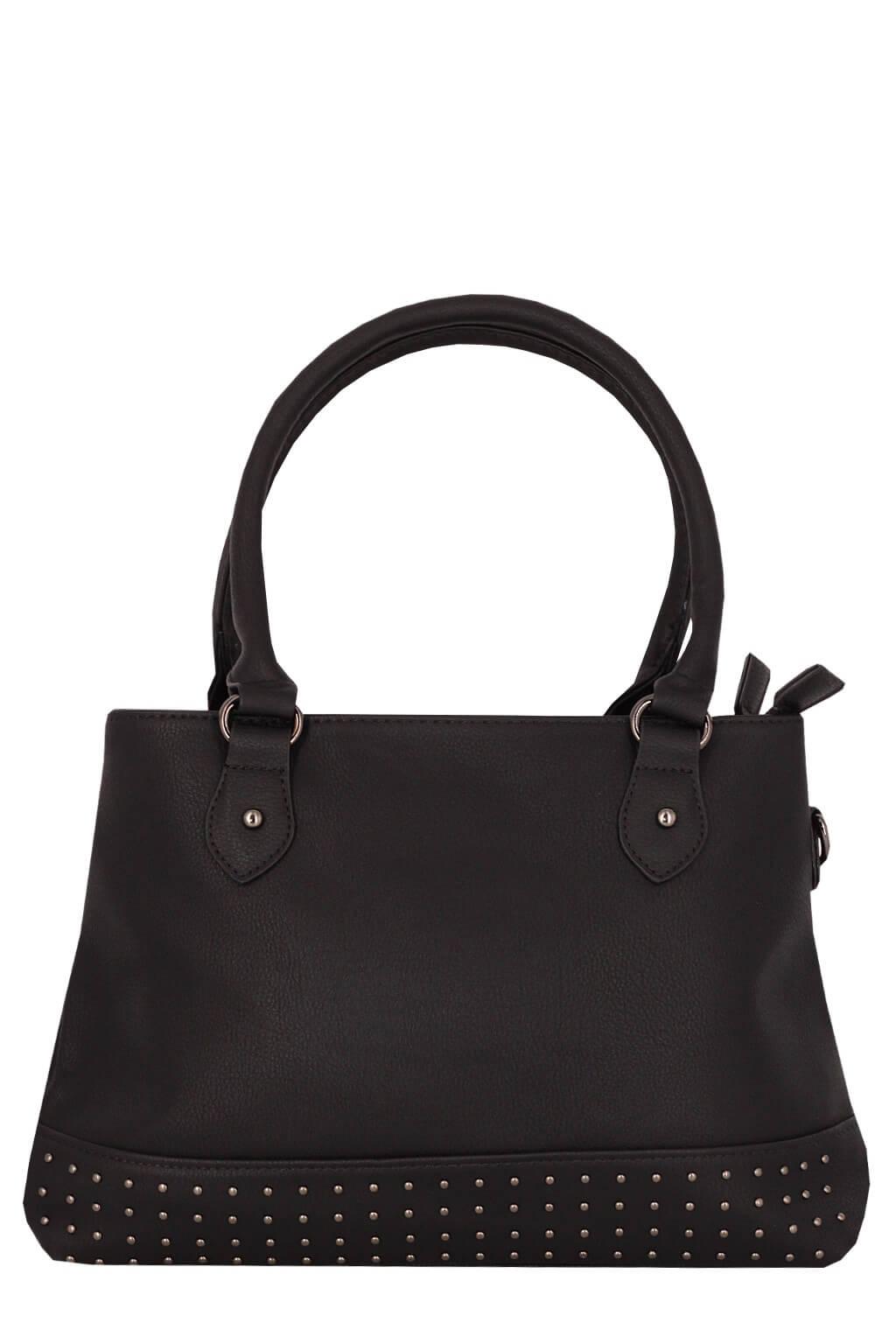 Landen Black dámská kabelka černá