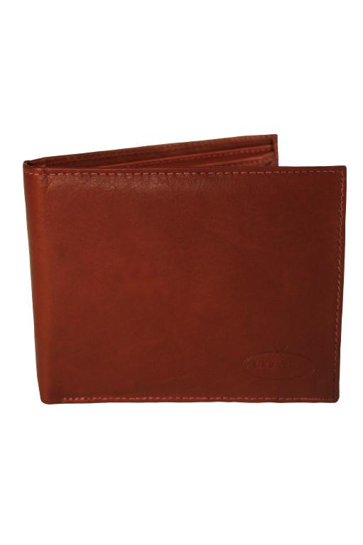 Gebarra Brown pánská peněženka hnědá