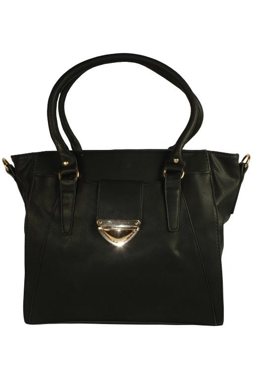 Gare Shopper kabelka černá